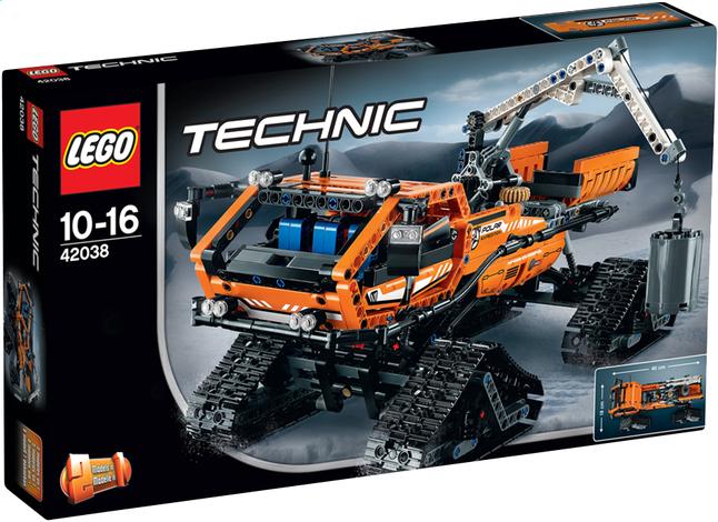 Afbeelding van LEGO Technic 42038 Noordpooltruck from ColliShop