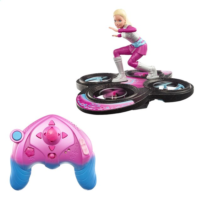 Afbeelding van Barbie RC Hoverboard Star Light Avontuur from ColliShop
