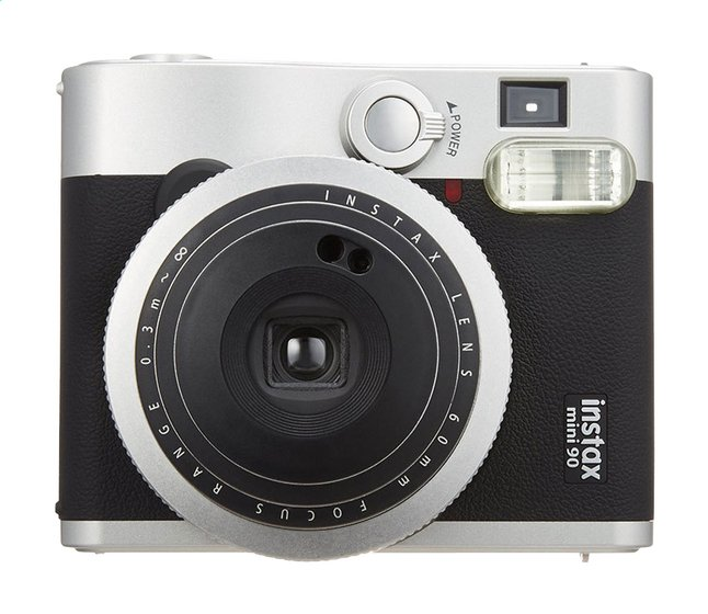 Afbeelding van Fujifilm fototoestel instax mini 90 zwart from ColliShop
