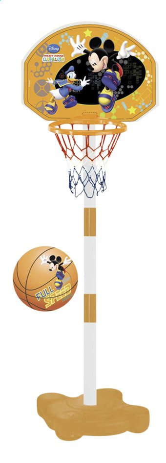 Afbeelding van Mondo basketpaal Super Basket Mickey Mouse Clubhouse from ColliShop