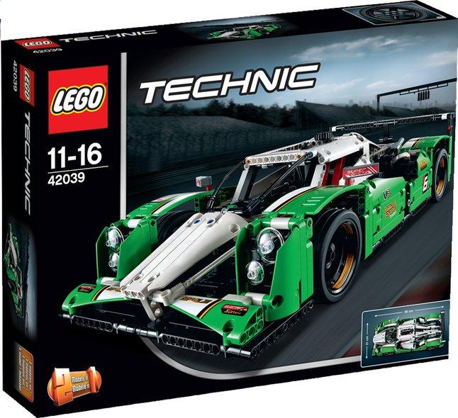 Afbeelding van LEGO Technic 42039 24 uurs-racewagen from ColliShop