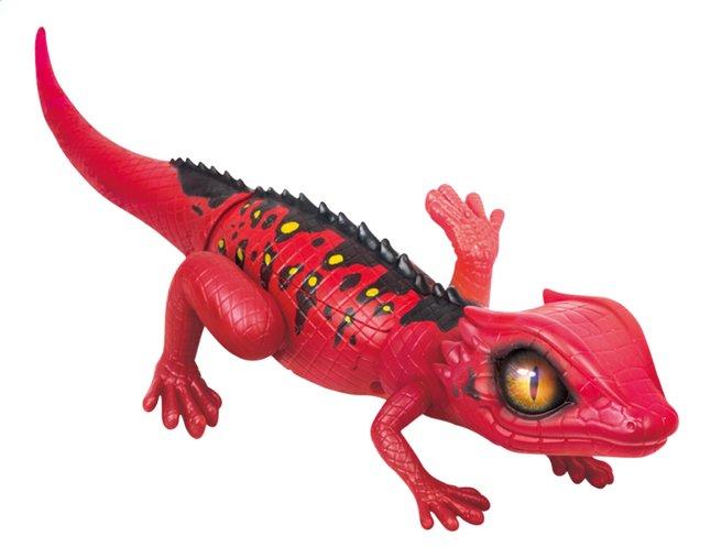 Afbeelding van Zuru Robot Robo Alive Lizard rood from ColliShop
