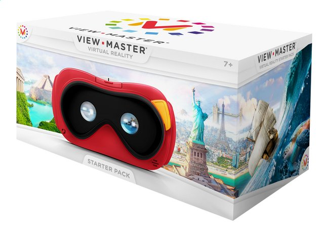 Afbeelding van View-Master Virtual Reality Starter Pack from ColliShop