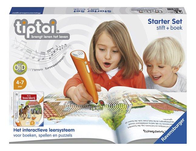 Afbeelding van Ravensburger Tiptoi starterset met boek from ColliShop