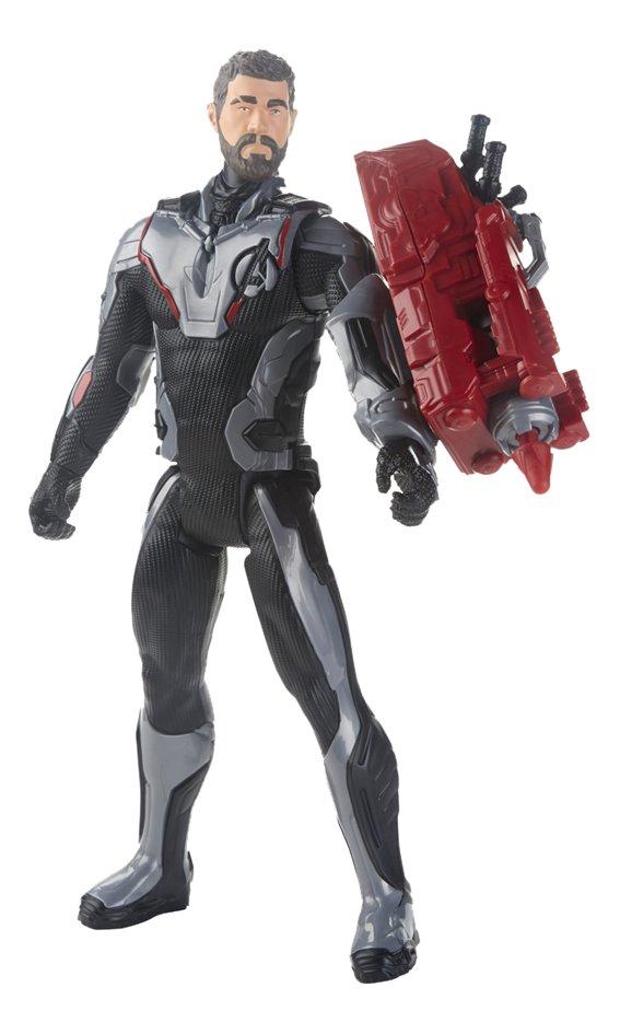 Image pour Hasbro figurine articulée Avengers Titan Hero Series - Thor à partir de ColliShop