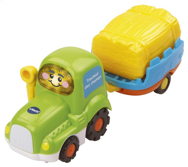 Image pour VTech Tut Tut Bolides Gaëtan tracteur des champs et sa remorque à partir de ColliShop