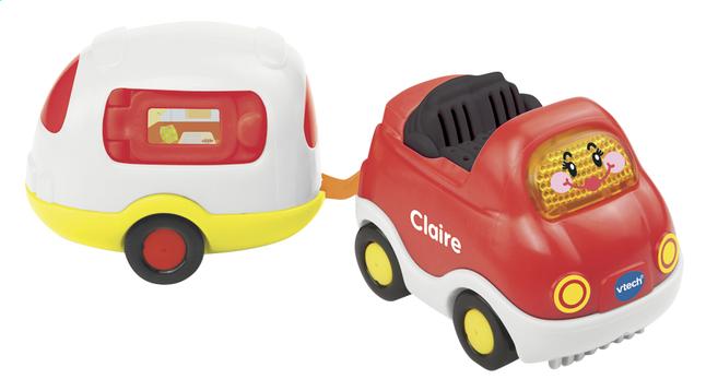 Image pour VTech Toet Toet Auto's cabrio Claire met caravan NL à partir de ColliShop