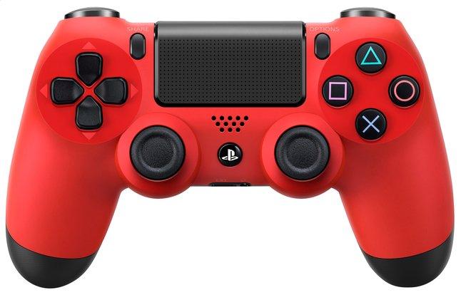Afbeelding van PS4 Wireless DualShock 4 controller rood from ColliShop