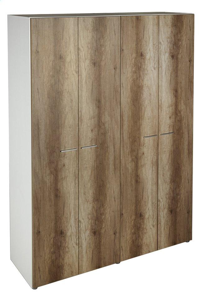 Image pour Garde-robe 4 portes Catherine à partir de ColliShop
