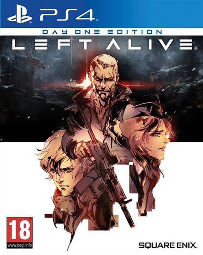 Image pour PS4 Left Alive D1 FR/ANG à partir de ColliShop