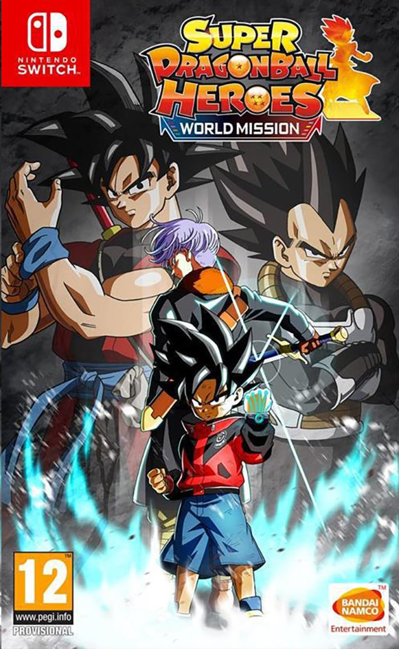 Nintendo Switch Super Dragon Ball Heroes World Mission NL