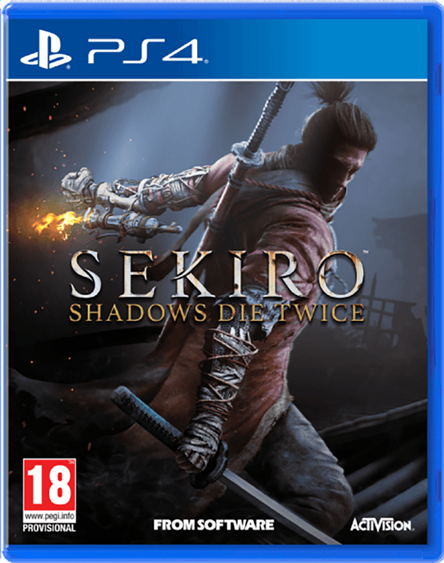 PS4 Sekiro: Shadows Die Twice FR