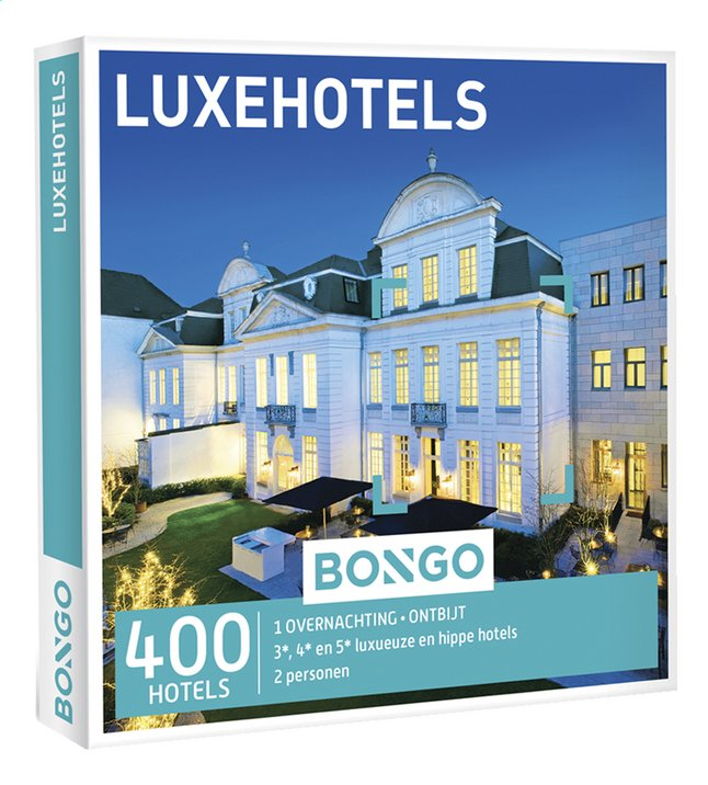 Afbeelding van Bongo Luxehotels from ColliShop