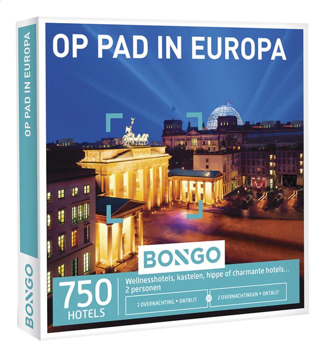Afbeelding van Bongo Op pad in Europa from ColliShop