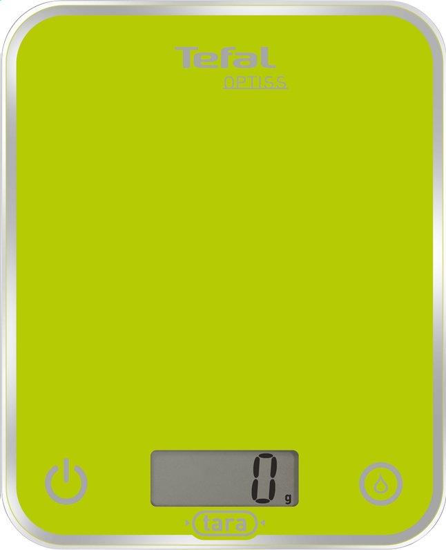 Image pour Tefal balance de cuisine numérique Optiss lime à partir de ColliShop