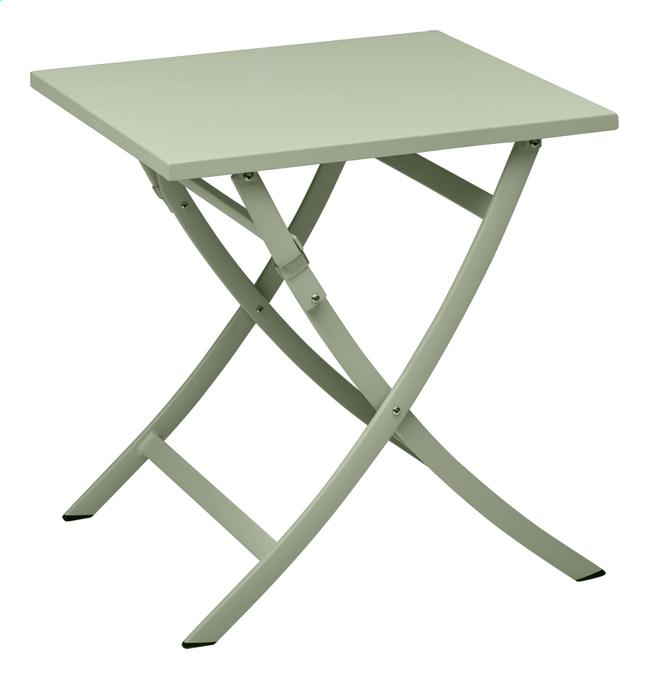 Ocean Table pliante Shiko vert L 70 x Lg 70 cm
