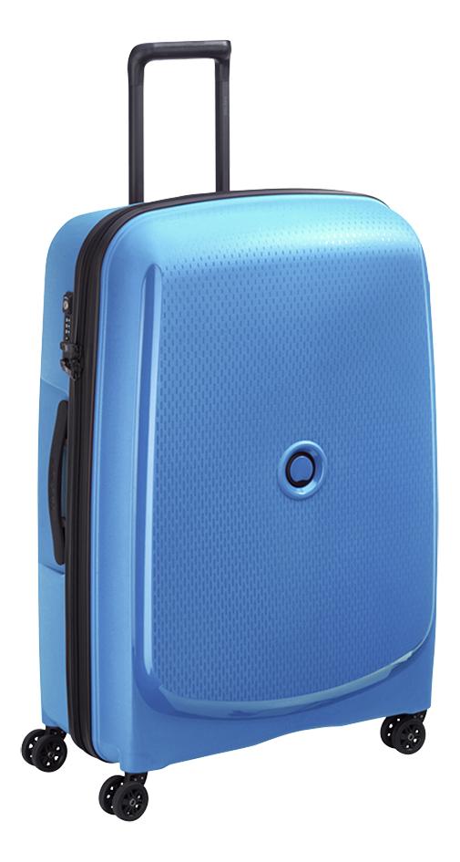 Image pour Delsey valise rigide Belmont Plus bleu 76 cm à partir de ColliShop