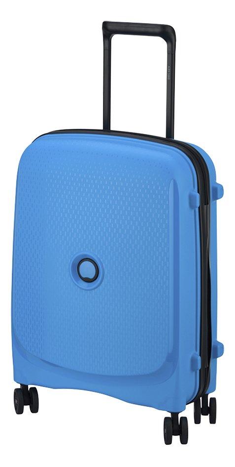 Image pour Delsey valise rigide Belmont Plus bleu 55 cm à partir de ColliShop