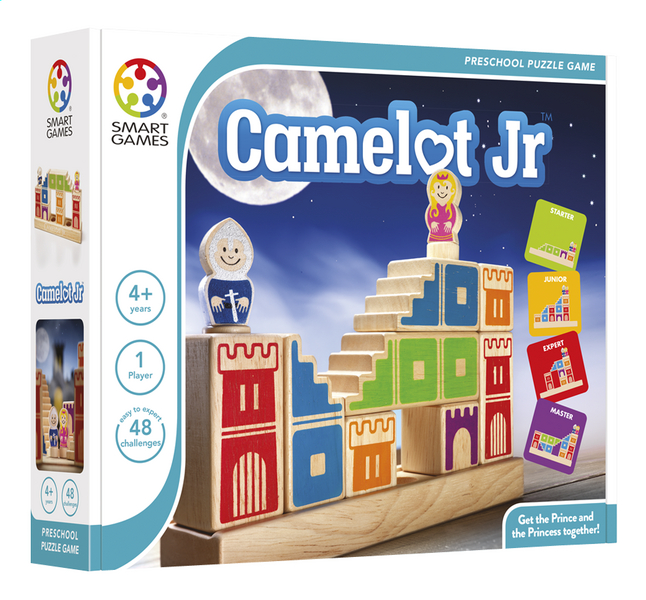 Afbeelding van Camelot Jr from ColliShop
