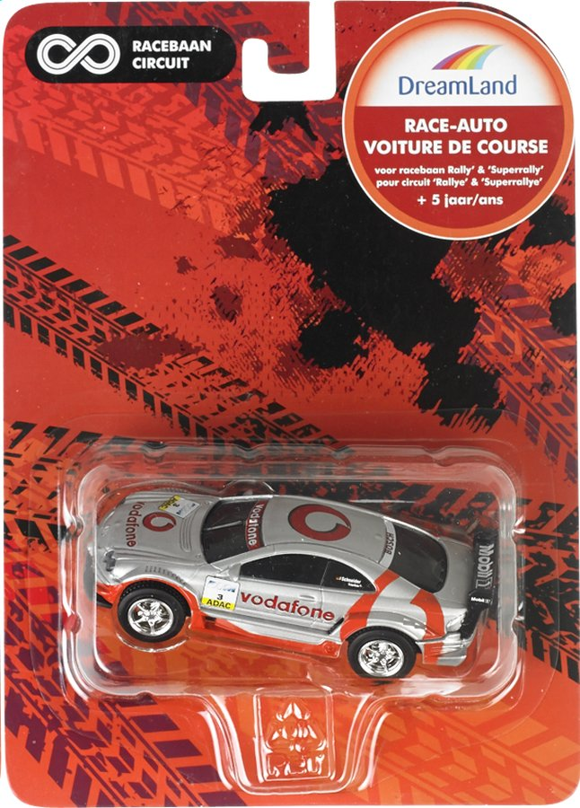 Image pour DreamLand Road Racer Mercedes Vodafone argent à partir de ColliShop