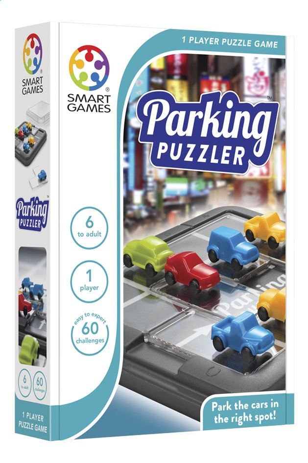 Afbeelding van Parking Puzzler from ColliShop
