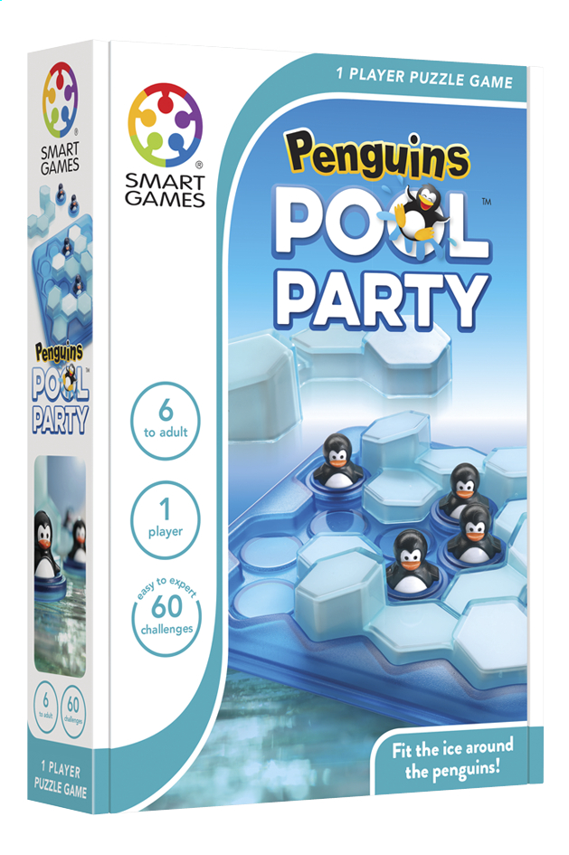 Image pour Penguins Pool Party à partir de ColliShop