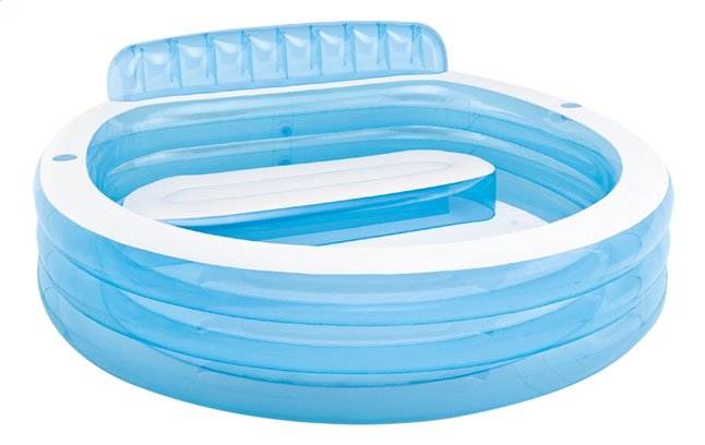 Image pour Intex piscine Family Lounge Pool à partir de ColliShop