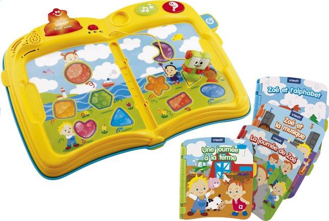 Image pour VTech Biblio'bébé à partir de ColliShop