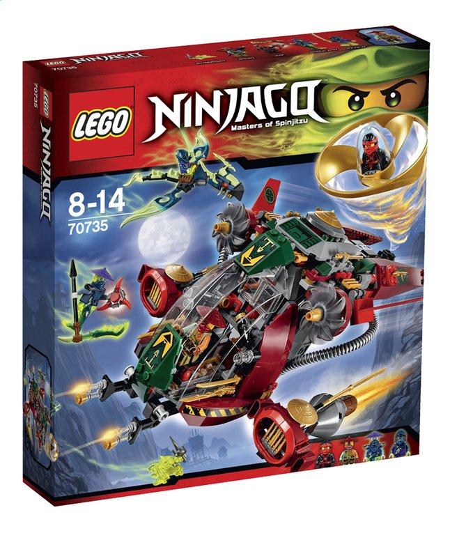 Image pour LEGO Ninjago 70735 Ronin R.E.X. à partir de ColliShop