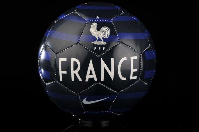 Afbeelding van Nike minibal Frankrijk skills maat 1 from ColliShop