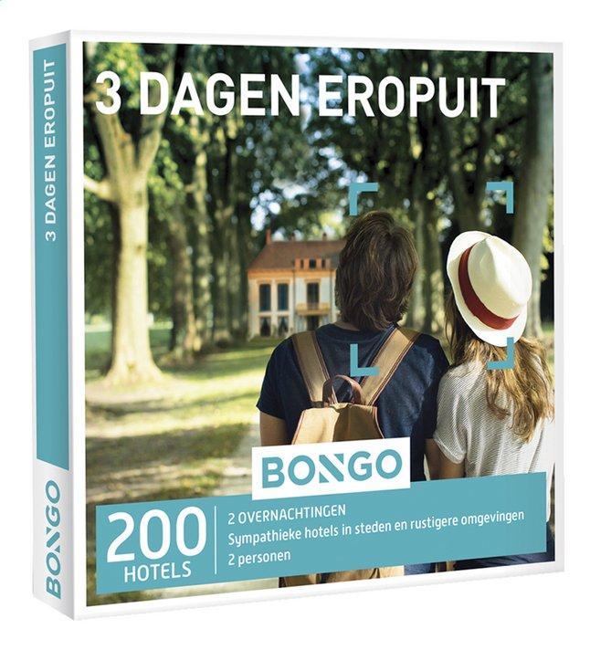 Afbeelding van Bongo 3 Dagen Eropuit from ColliShop