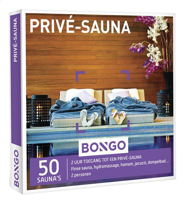 Afbeelding van Bongo Privé-sauna from ColliShop