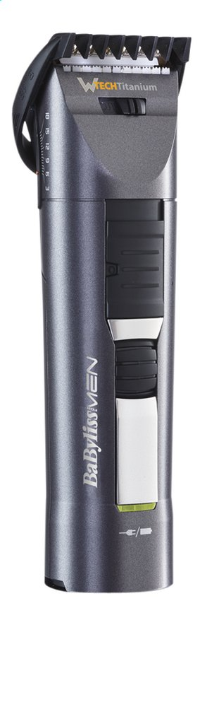 Afbeelding van BaByliss for men Tondeuse Clipper P0962E from ColliShop