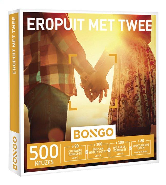 Afbeelding van Bongo cadeaubon Eropuit met twee from ColliShop
