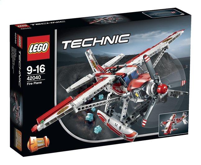 Afbeelding van LEGO Technic 42040 Brandblusvliegtuig from ColliShop