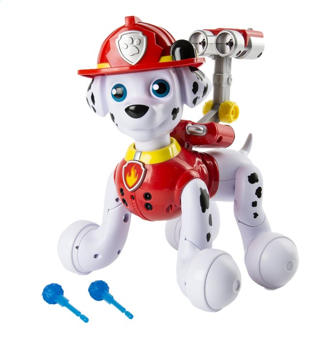 Afbeelding van Robot PAW Patrol Zoomer Marshall FR/ENG from ColliShop