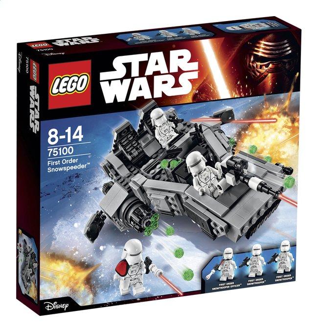 Afbeelding van LEGO Star Wars 75100 First Order Snowspeeder from ColliShop