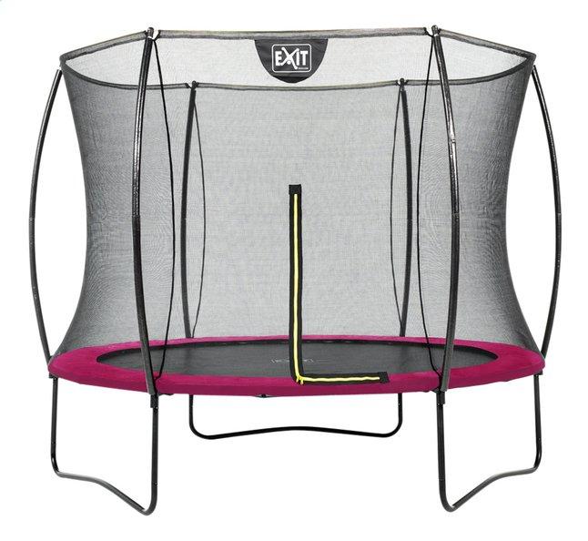 exit ensemble trampoline silhouette diam tre 2 44 cm rose collishop. Black Bedroom Furniture Sets. Home Design Ideas
