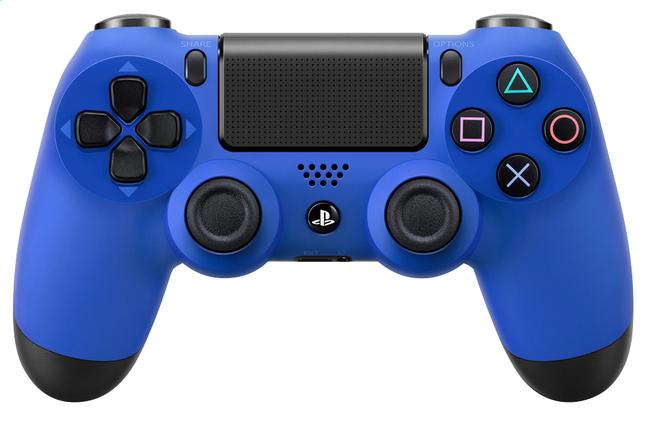 Afbeelding van PS4 Wireless DualShock 4 controller blauw from ColliShop