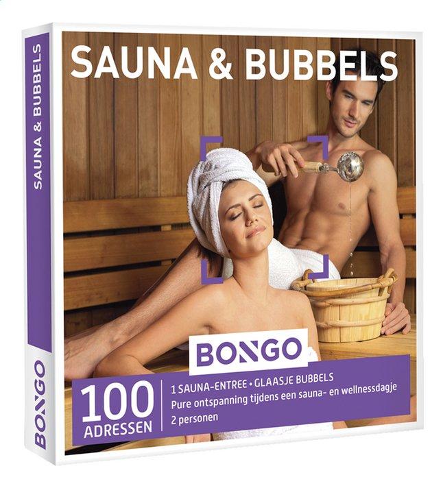 Afbeelding van Bongo Sauna & bubbels from ColliShop