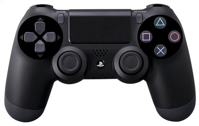 Afbeelding van PS4 draadloze controller DualShock 4 controller zwart from ColliShop