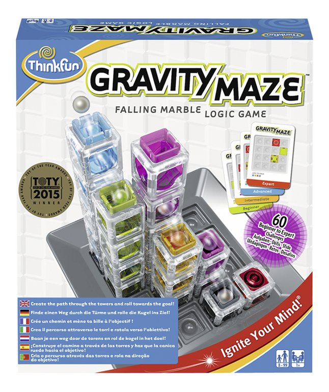 Image pour Gravity Maze à partir de ColliShop