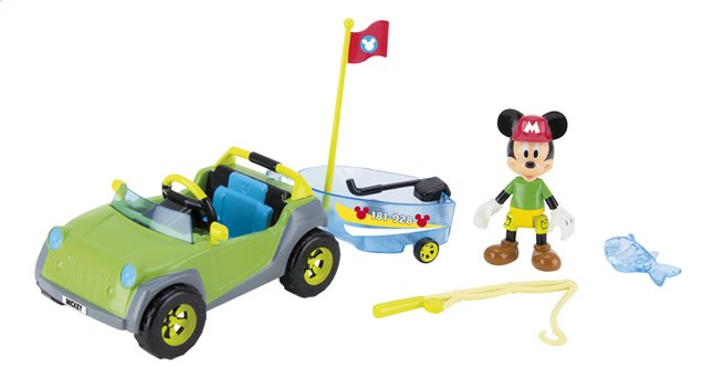 Afbeelding van Speelset Mickey Mouse Clubhouse Off road vehicles from ColliShop