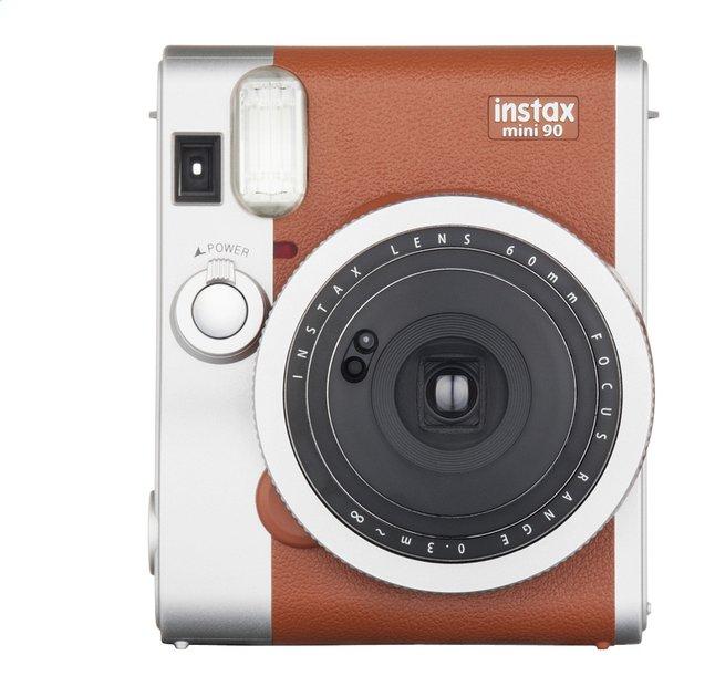 Image pour Fujifilm appareil photo instax mini 90 brun à partir de ColliShop