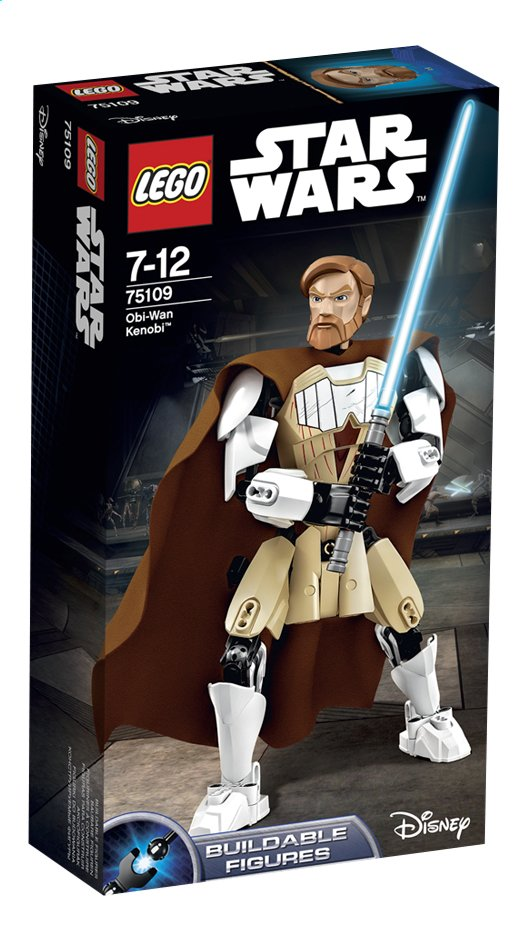 Afbeelding van LEGO Star Wars 75109 Obi Wan Kenobi from ColliShop