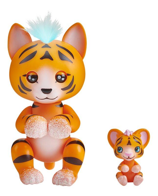 Fingerlings interactieve figuur Benny The Purrrfect Tiger