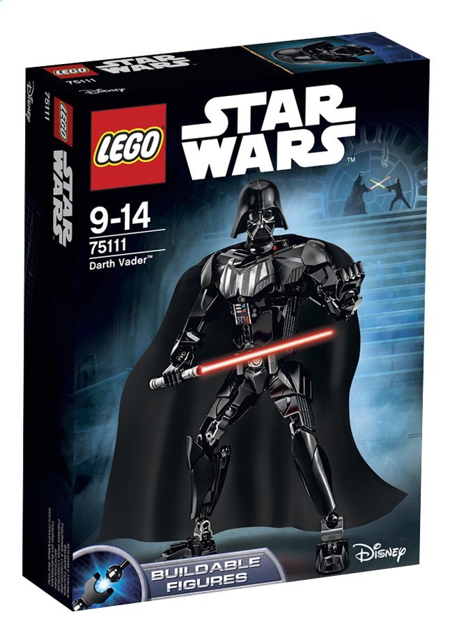 Image pour LEGO Star Wars 75111 Darth Vader à partir de ColliShop