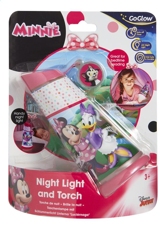 Image pour GoGlow veilleuse/lampe de poche Minnie à partir de ColliShop