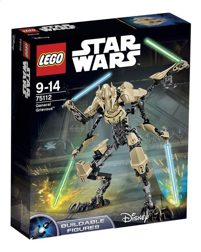 Afbeelding van LEGO Star Wars 75112 General Grievous from ColliShop