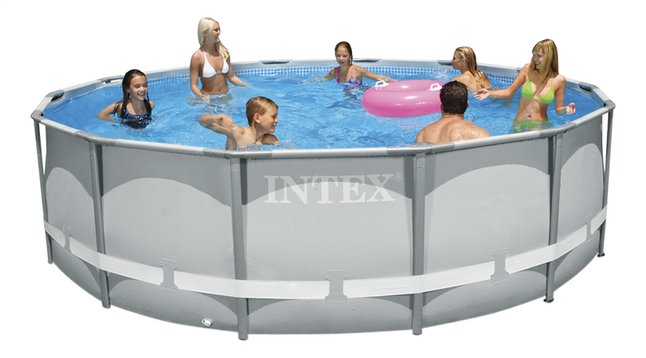 Afbeelding van Intex zwembad Ultra Frame Pool diameter 4,27 m from ColliShop